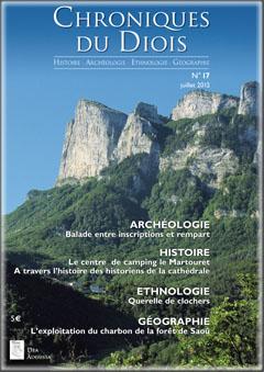 Couverture Chroniques du Diois N°17