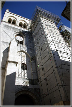 La Cathédrale Notre-Dame en chantier 02