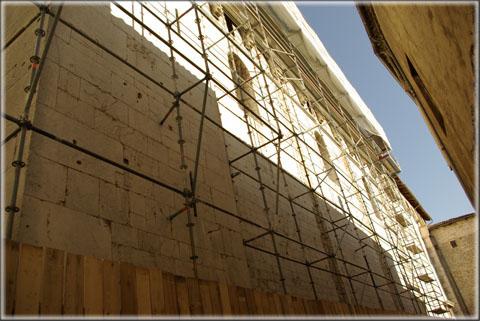 La Cathédrale Notre-Dame en chantier 04