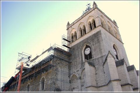 La Cathédrale Notre-Dame en chantier 05