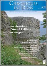 Couverture Chroniques du Diois N°10