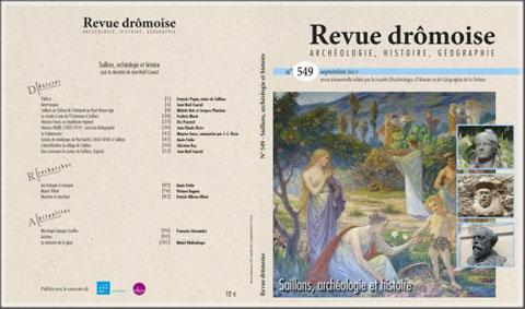 Revue Drômoise n° 549 « SAILLANS »